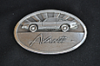 Avanti Pewter & Silver Belt Buckle