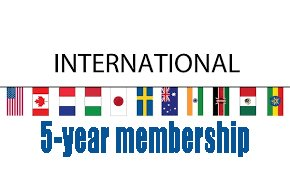 6) Canadian & Foreign Five-year memberships