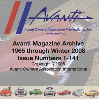 Avanti Magazine Digital Editions